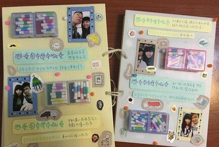 台湾小伙纸糊iPhone6s把妹 屏幕还能滑动!