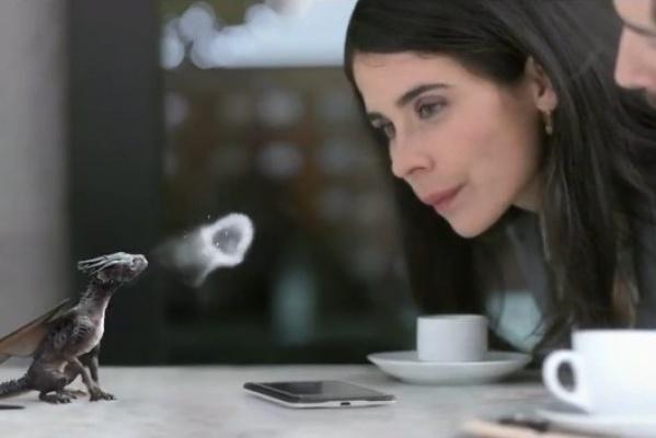 高通处理器芯片科幻广告《Dragon is Coming》