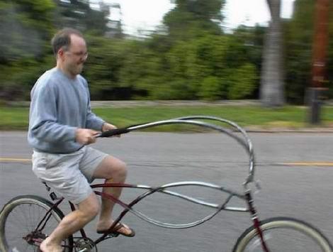 曲线自行车