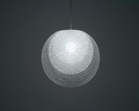Toyo Ito为Yamagiwa设计的Mayuhana灯