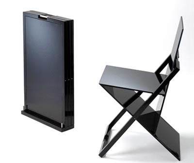 超薄的椅子