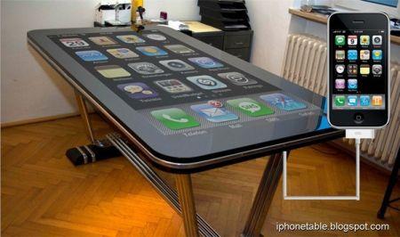 超大iPhone显示屏