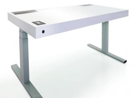 自调高度体感办公桌