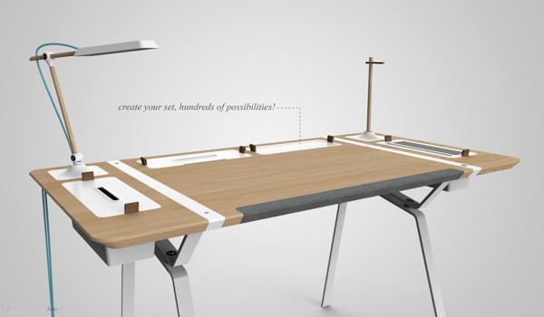 模块化收纳桌5