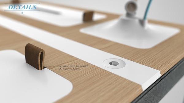 模块化收纳桌7