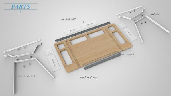 模块化收纳桌9