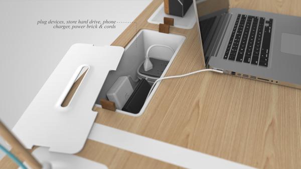 模块化收纳桌6