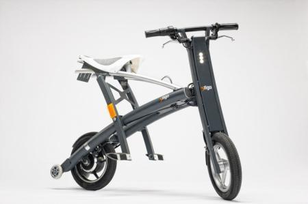 全球折叠最快的电动自行车