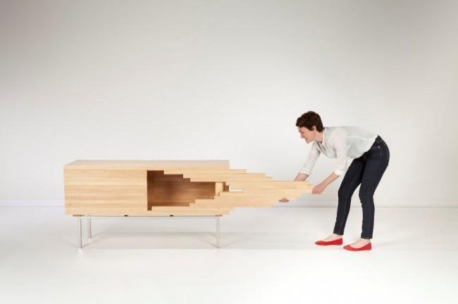 Explosion完美力学木柜