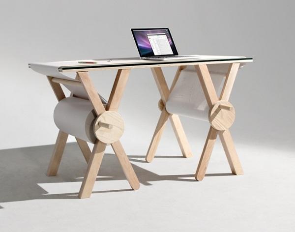 analog memory desk 爱记录桌子