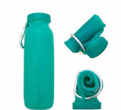 折叠硅脂水瓶
