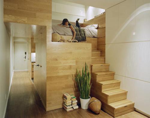完美46平方米小居室