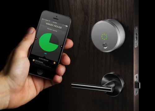 智能门锁 August Smart Lock