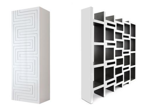 REK抽拉式家具设计