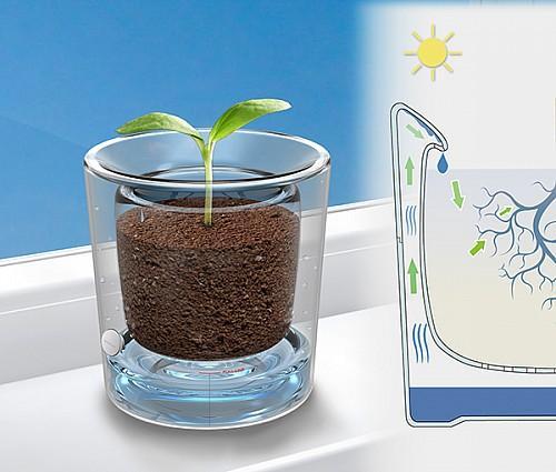 水回收花盆 有效减少浇水次数