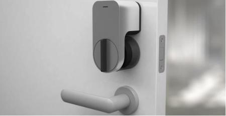 sony推出智能门锁Qrio