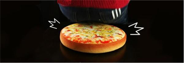 专为吃货设计的披萨枕垫