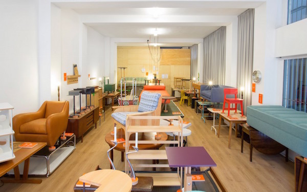 2015 米兰国际家具展:英国家具品牌 SCP 的十款经典设计