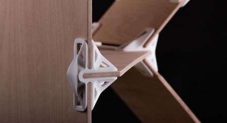 木板家具连接件