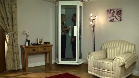 小型家用垂直电梯