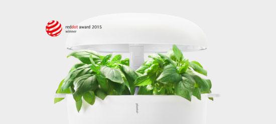 健康智能花园Plantui,自动种植新鲜蔬菜即摘即吃