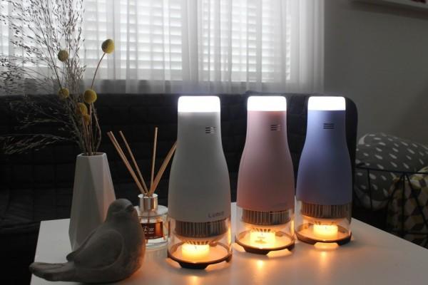 令人吐槽的灯:蜡烛供电LED灯