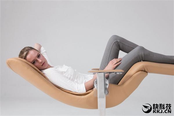 Elysium号称全球最舒服的椅子 价值2.6万美元