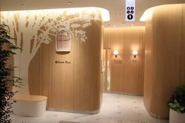日本的厕所设计,才是真正的人性化