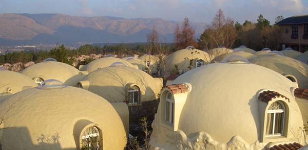 日本建造发泡胶房 造价50万7级抗震