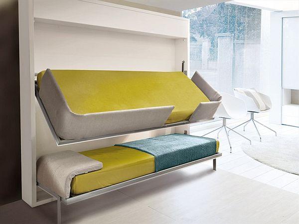 LOLLISOFT折叠式上下床 小户型必备