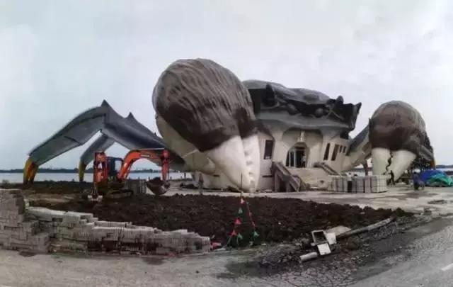2018中国十大丑陋建筑,每年都能丑出新高度-玩意儿