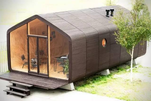 Wikkelhouse用纸建造的房屋,据称可住100年!