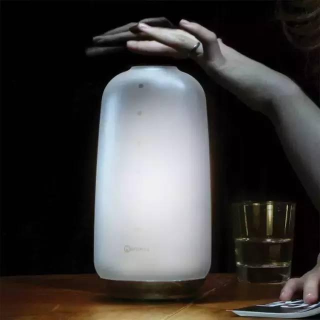 十款创意台灯欣赏,你喜欢哪一款?-玩意儿