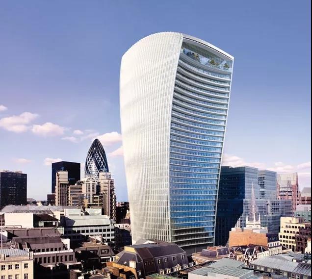 英国对讲机大楼,不仅丑陋而且杀伤力惊人