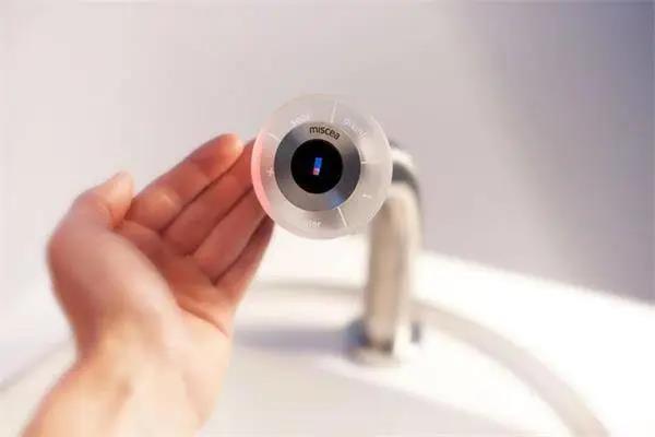 德国智能水龙头,功能超全,洗手过程零接触