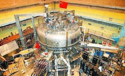 """中国""""人造太阳""""新突破 七年后建实验堆-产品详情-玩意儿"""