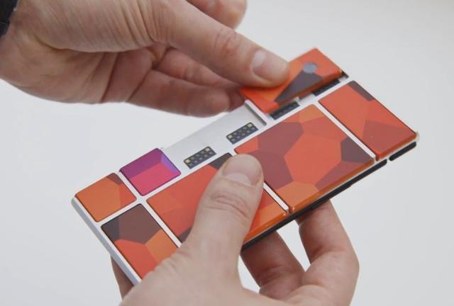 Google Ara项目:模块化手机-具体内容-玩意儿