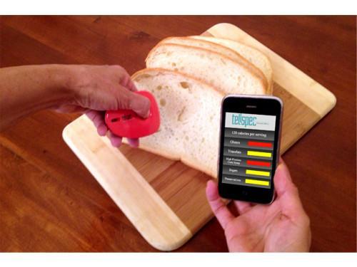 TellSpec食物分析仪: 告诉你食物中的成分-具体内容-玩意儿