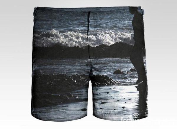 几乎完全防水 高科技纳米防水泳裤问世-产品描述-玩意儿