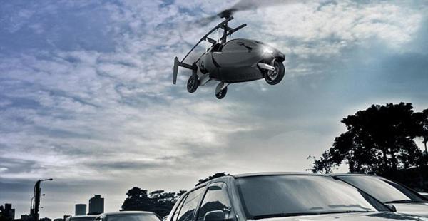 全球首款飞机摩托车发售 变形旋翼飞机只需10分钟