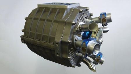 无阀轴向引擎