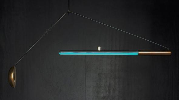 荷兰研究生发明出靠细菌照明的灯管