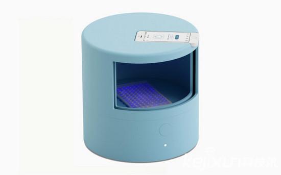 一款通过血液检测多种癌症的设备  微RNA自检设备