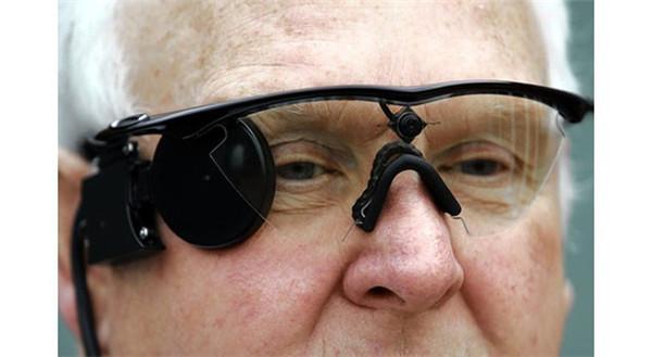 美研制出仿生眼 让患者重见光明