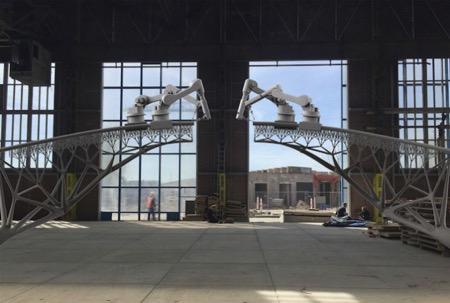 荷兰将使用3D打印技术打印桥梁