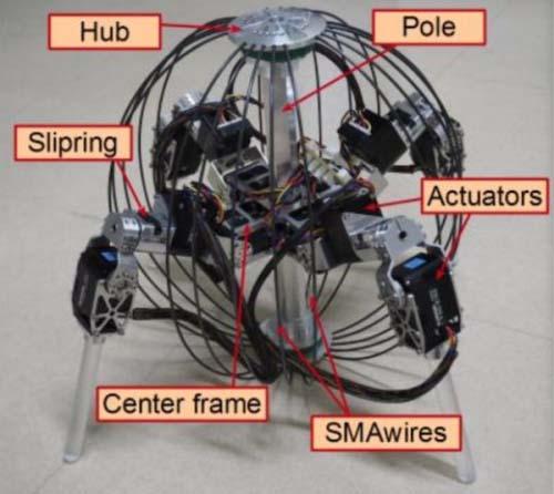 球型机器人 QRoss