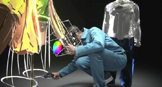 Tilt Brush:谷歌推出VR绘画软件
