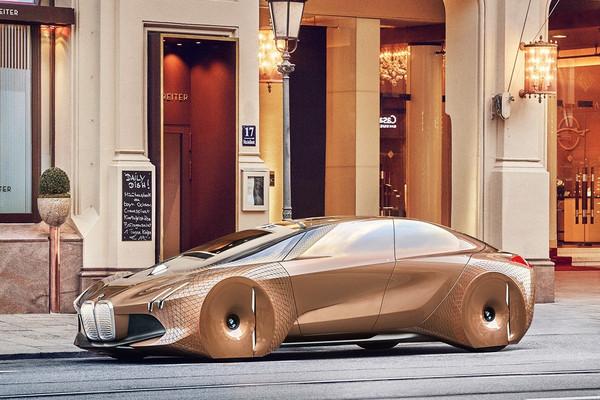 概念车的照片 -2