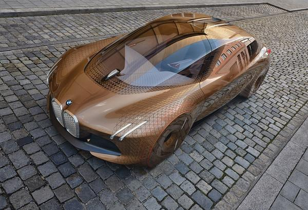 宝马百年诞辰发布全新概念车