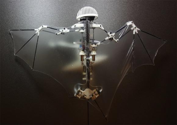 仿生蝙蝠机器人